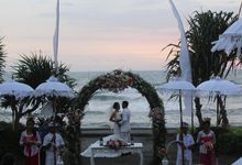 Wedding Ceremony Selvi and Iton by WakaGangga Resorts