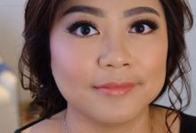 Wedding Makeup For Ms Winda by Erliana Lim Makeup Artist