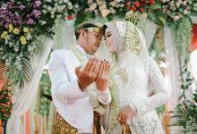 Akad Nikah Erick & Putri by Fins Photoworks