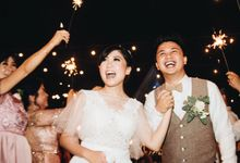Wedding of Devina & Nicko by Mata Zoe