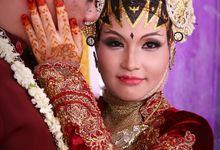 Randi & Putri Wedding by Kaisar Photostyle