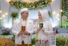 Diandra & Gilang Wedding by SAND WEDDING ORGANIZER