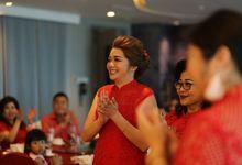 Novotel Tangerang - Arnold & Olivia Sangjit Day by Impressions Wedding Organizer