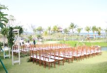 Dominic and Wenny Wedding by Rumah Luwih Beach Resort
