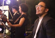 Ryo & Juventia Wedding by Archipelagio Music