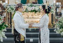 Holy Matrimony Natalia & Bagus by Avinci wedding planner