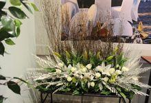 Decorasi Toko Kue by Home Smile Florist