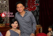 engagement of Rivo & Chelvy by FROST Event Designer