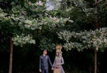 Wedding day apanreza & nadia by Alva Photography