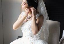 The Wedding of Adriyan & Debby by Inspiring Inside