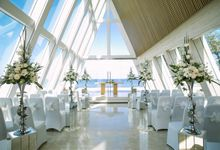 Wedding at Conrad Bali and The St Regis Bali by Joseph Photo by Red Gardenia