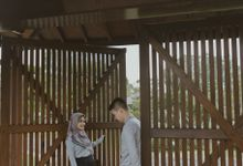 Prewedding of Wendi-Hafidhah at Alissha by Alissha Bride