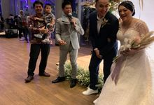 Entertainment Wedding Intimate Double Tree Jakarta - Double V entertainment by Double V Entertainment