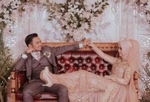 Kurnia & Azis Wedding Day by Andre Valentino Bridal Shoes