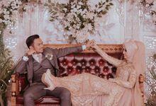 Kurnia & Azis Wedding Day by Andre Valentino Bridal Shoes