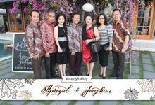 Aprizal & Josphine wedding by Unico