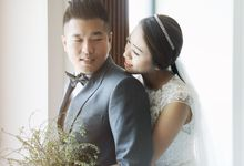 The Wedding of Liliani & Jeffrey by Yumi Katsura Signature