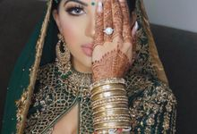 Bridal by Blue Rose by Renuka Krishna