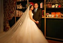 Prewedding Indoor Ernest & Consistania by CUCU FOTO BRIDAL