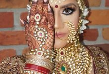 Makeup by Blue Rose by Renuka Krishna