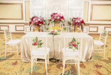 Adrian & Priescha Wedding by Grand Sahid Jaya Hotel