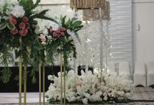 THE JAPANESE STYLE WEDDING by Courtyard by Marriot Bandung