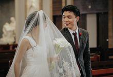The Wedding Leonard & Sharleen by MARON FOTO