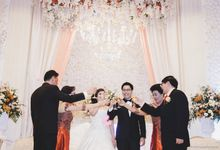 Yongky & Yohanna Wedding  by Levin Pictures