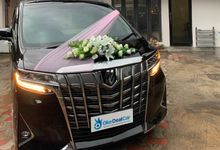 Paket Wedding All New Alphard by OkeDeal.Car / Specialist Wedding & Daily Rent Car