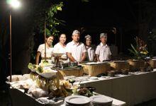 Yuma & Chiko Wedding Reception by KORI Catering