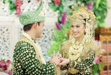 The Wedding Of Revina & Rendi by Finest Organizer
