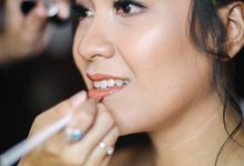 Vita Wedding Make Up by mikUP