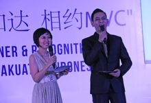 Gala Dinner & Recognition Maestro Aquatek Indonesia by MC Mandarin Linda Lin