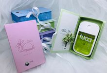 Wedding Gift for the illustrious wedding of Taufan & Feby by Tuca