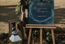The Engagement Rahma & Rezin by Daydreaming Works