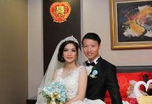 Qevyn And Intan, 11 Nov 2018 by Kingdom wedding organizer