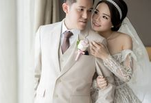 The Wedding of Sander & Ellen by Bloom Gift