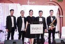 The Wedding of Widya & Lukman by Vivando Music Entertainment