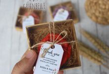 Wedding Rizka & Nala - Coffee x Aroma Flower by Greenbelle Souvenir
