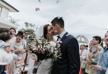 Wedding of Christopher & Catherine at Pandawa Cliff Estate by Picamoto.co