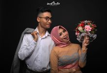 PREWEDDING OF INA ANISA AGNIZ & HENDRA by Imah Creative