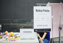 HASHTAG PRINTING by Makors Events