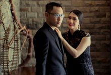 Outdoor Pre-wedding at mil_bay store by Alissha Bride