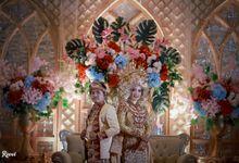 Wedding Day Eki & Lily by RevelPict