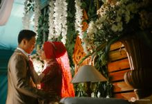 From the wedding day of Linda & Arif by Fins Photoworks