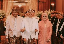 WEDDING RECEPTION OF TYAS & HANDHY by Imah Creative