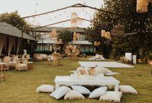 David & Krissy Wedding by Azimuth Bali