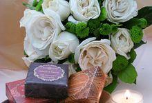 Souvenir Sabun 95 gram by Bali Soap