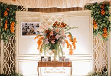 Elegant Wedding Venue at HIS Kologdam Grand Ballroom by HIS Kologdam
