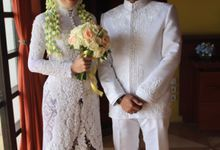 Agung & Sri by With You Bali Wedding Planner